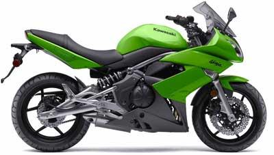 Bajaj Auto Kawasaki Ninja 650r Bikes Bike Models