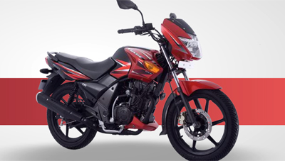 New Flame SR 125