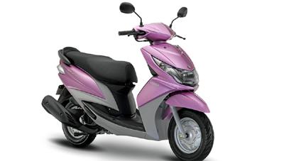 Yamaha  Wheelers For Ladies