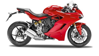 Ducati superSport launched at Rs. 12 lacks.