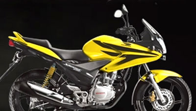 Honda Cbf Stunner 150cc Honda Stunner Cbf