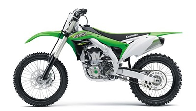 Kawasaki KX450 F launched in India at Rs. 7.97 lacks.