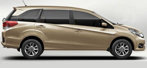 Honda Mobilio Honda Siel Mobilio Rs Option I Dtec Picture Gallery