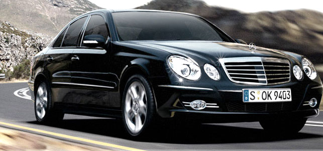 E class for Mercedes benz types