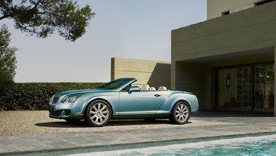 Bentley continental gtc bentley motors ltd continental for Bentley motors limited dream cars