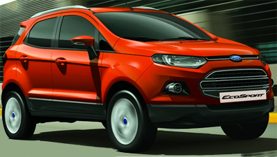 Ford Ecosport India 15 Ti VCT MT Titanium BE Petrol Priceford Car Models In Indiaford
