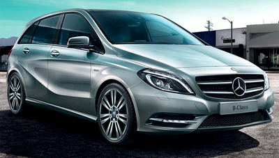 Mercedes Benz B Cl B180 Cdi Technical Specifications Price Car Models In India