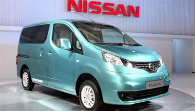 Nissan Evalia Nissan Motors Evalia Sv Nissan Motors Evalia Price Nissan Motors Evalia Car Models In India Nissan Motors Evalia Variants Nissan Motors Evalia Features Images Specification