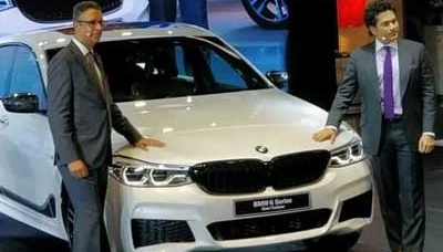 BMW 6 Series GT launched in India at Rs. 58.9 lacks.