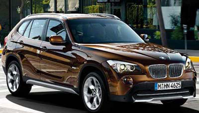 Bmw X1 Bmw X1 Sdrive 20d Sportline Technical Specifications Bmw X1