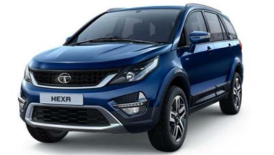 Tata Motors Hexa launched in India at Rs. 17 lacks