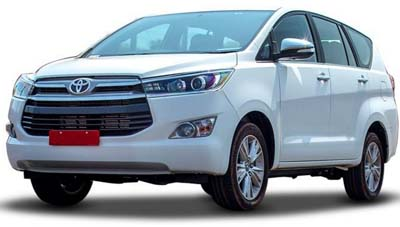 Toyota Innova Crysta Launched at Rs. 21 Lacks