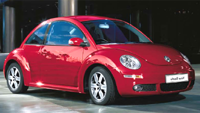 Volkswagen New Beetle 2 0l At Video Price Car Models In India