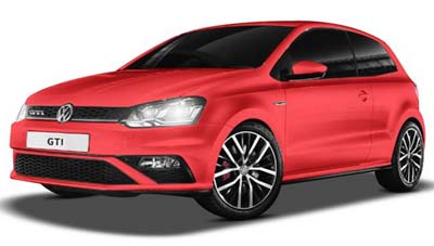 Volkswagen Polo GTI Launched in India at Rs. 25 lakhs.