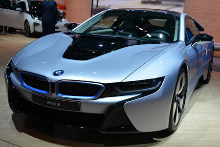BMW Launches Four New Cars At Auto Expo - All new bmw cars
