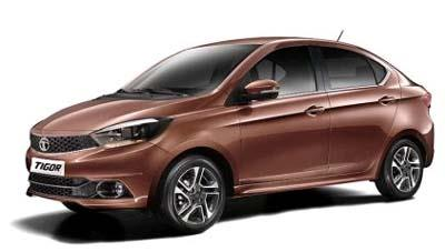 Tata Motors launches Tata Tigor, aims to be topped 3 in auto business by 2019