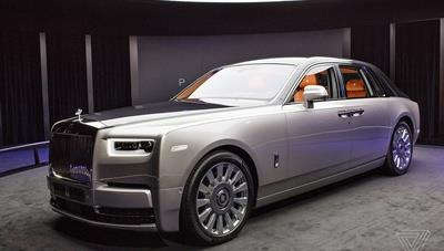 New Rolls-Royce Phantom arrives in North India