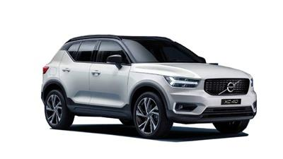Volvo`s XC40 receives top ratings